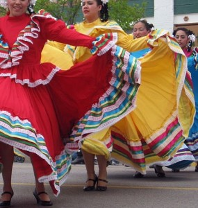 cinco dancers