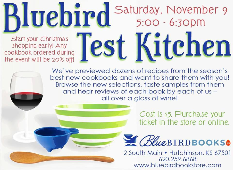 bluebird test kitchen